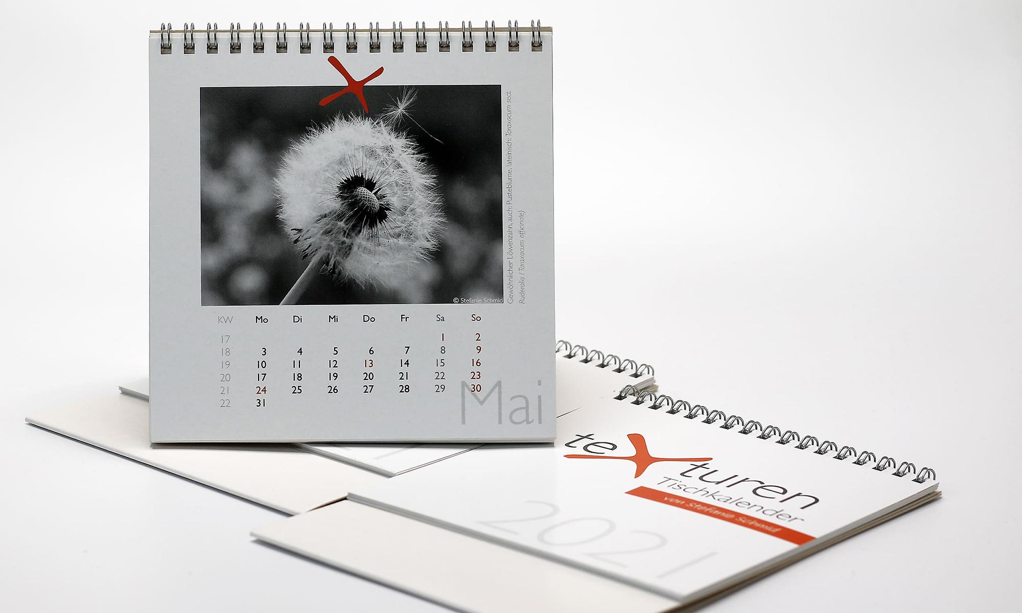 Tischkalender 2021: Perfekt für deinen Schreibtisch